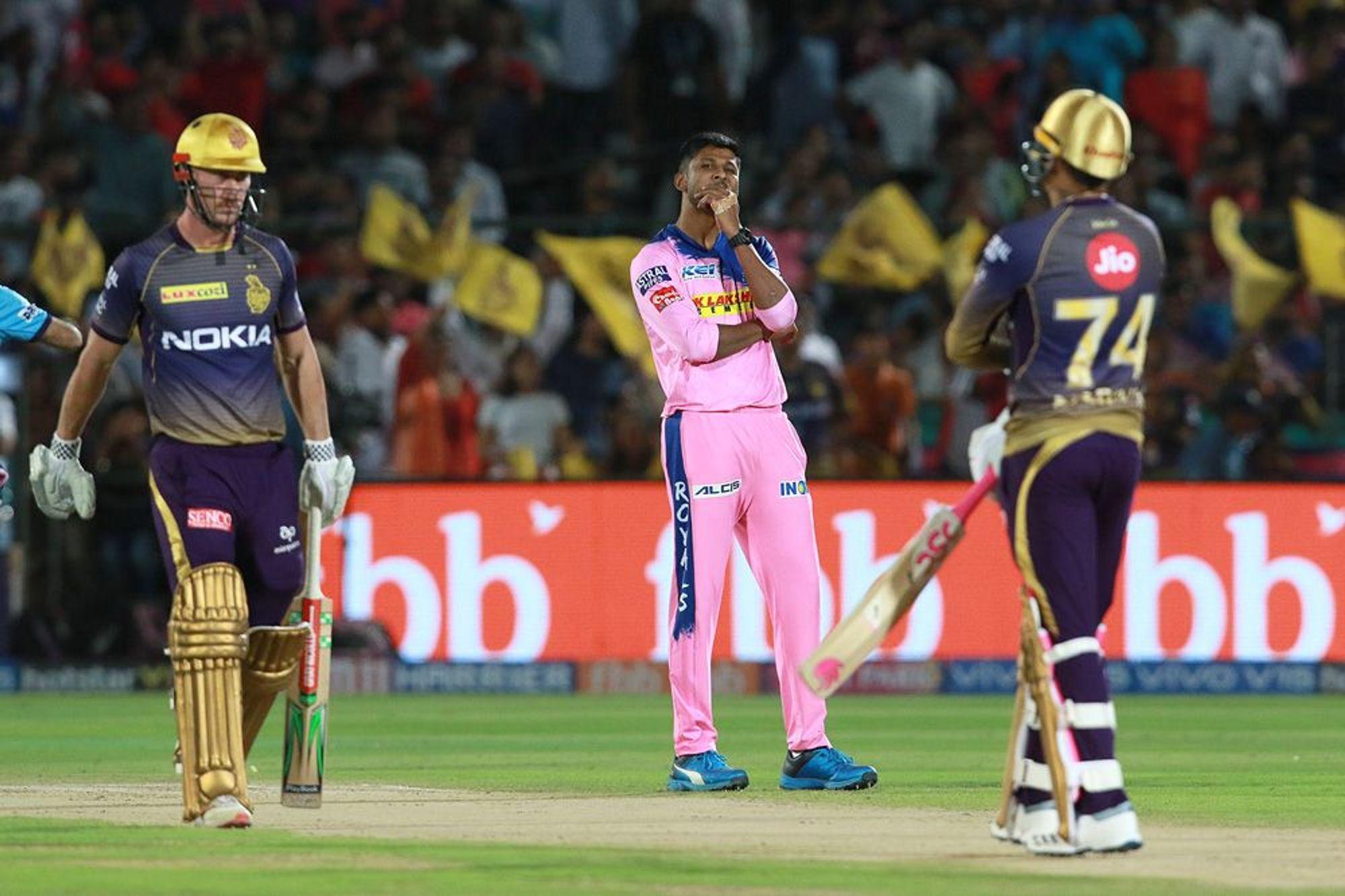 RRvsKKR : केकेआर ने राजस्थान को 8 विकेट से हराया, स्मिथ-बटलर की इस गलती की वजह से हारा राजस्थान 1