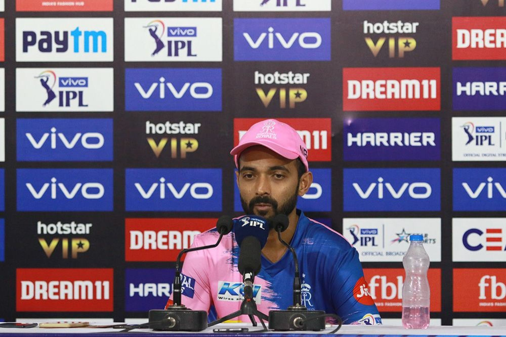 RRvsKKR: हार के बाद राजस्थान रॉयल्स के कप्तान अजिंक्य रहाणे ने इनपर फोड़ा हार का ठीकरा 14