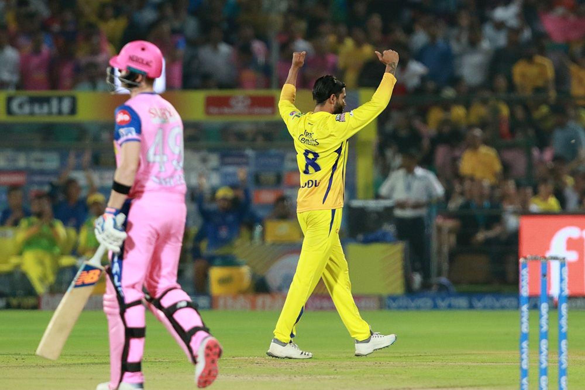 IPL 2019: राजस्थान रॉयल्स ने खड़ा किया 151 रनों का विशाल लक्ष्य, फिर भी उठी इस दिग्गज को बाहर करने की मांग 1