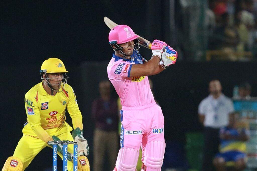 MIvsRR : चेन्नई से मिली हार के बाद इन खिलाड़ियों को बाहर कर इस 11 सदस्यीय टीम के साथ उतर सकती है राजस्थान 7