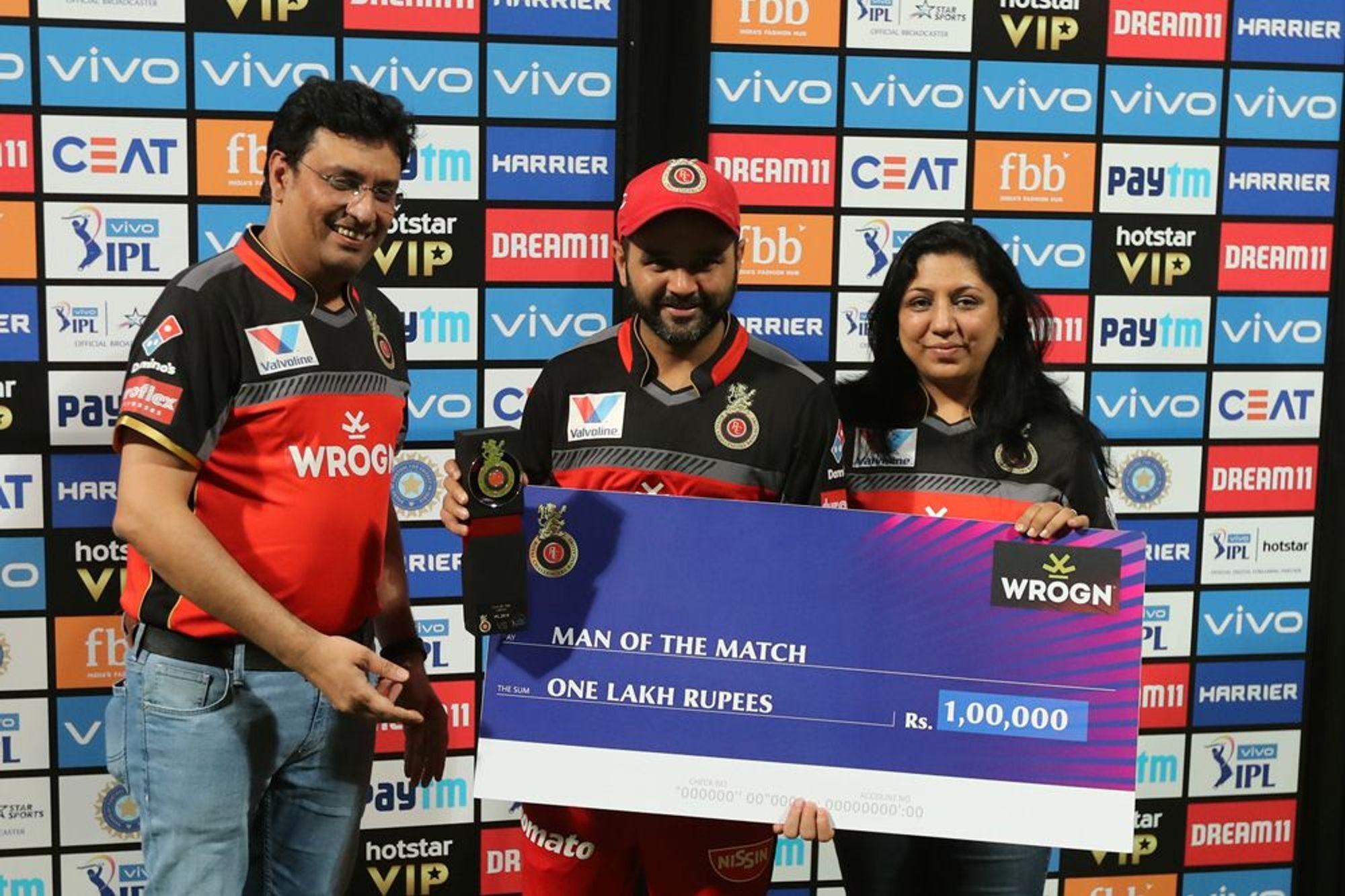 आईपीएल 2019: पार्थिव पटेल की बदौलत रोमांचक मैच में जीता बैंगलोर तो मोहम्मद सिराज ने किया कुछ ऐसा जीत लिया दिल 5