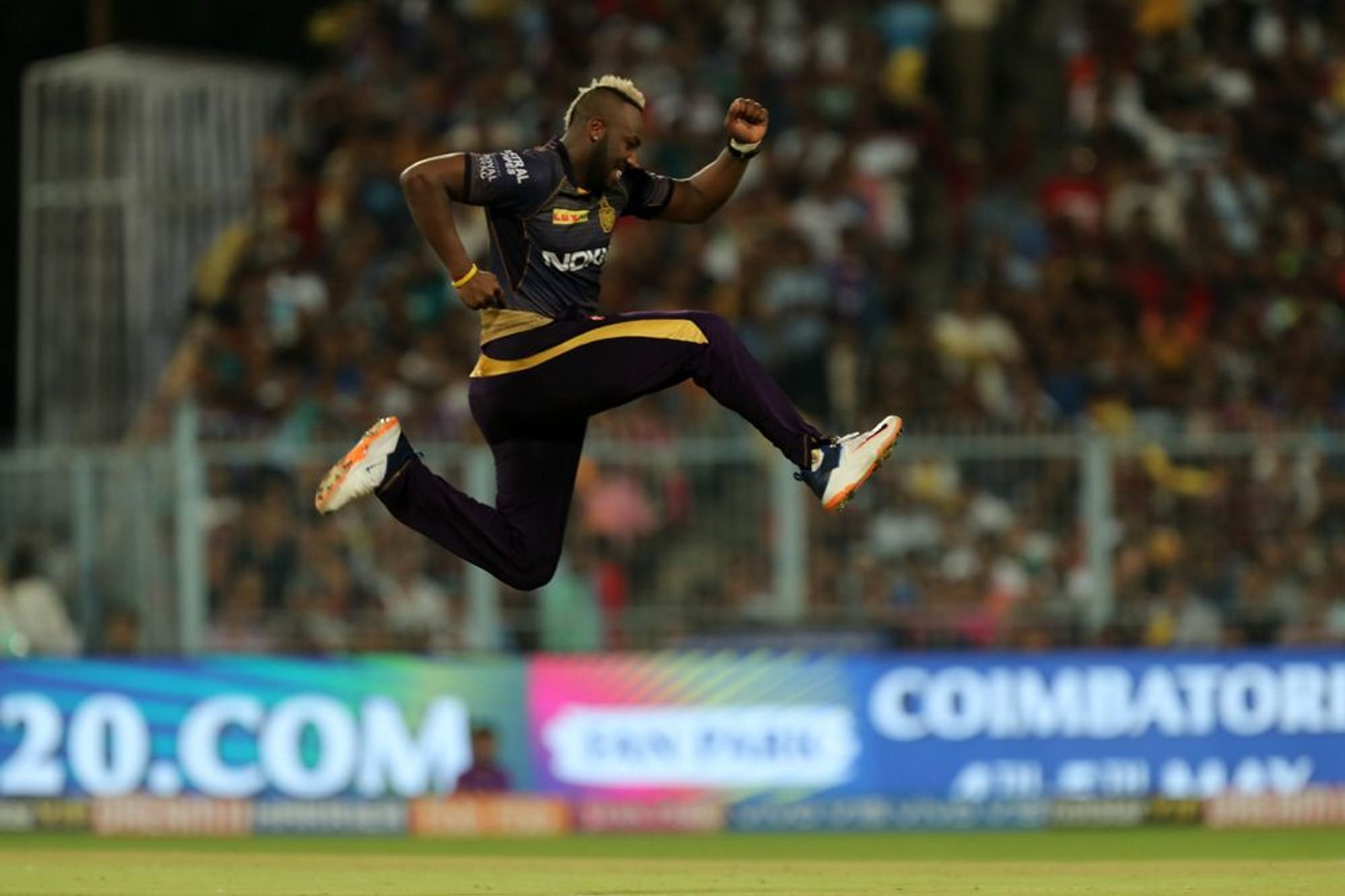 KKRvsMI : 'मैन ऑफ द मैच' आंद्रे रसेल ने बताया अपनी तूफानी बल्लेबाजी का असली राज 3