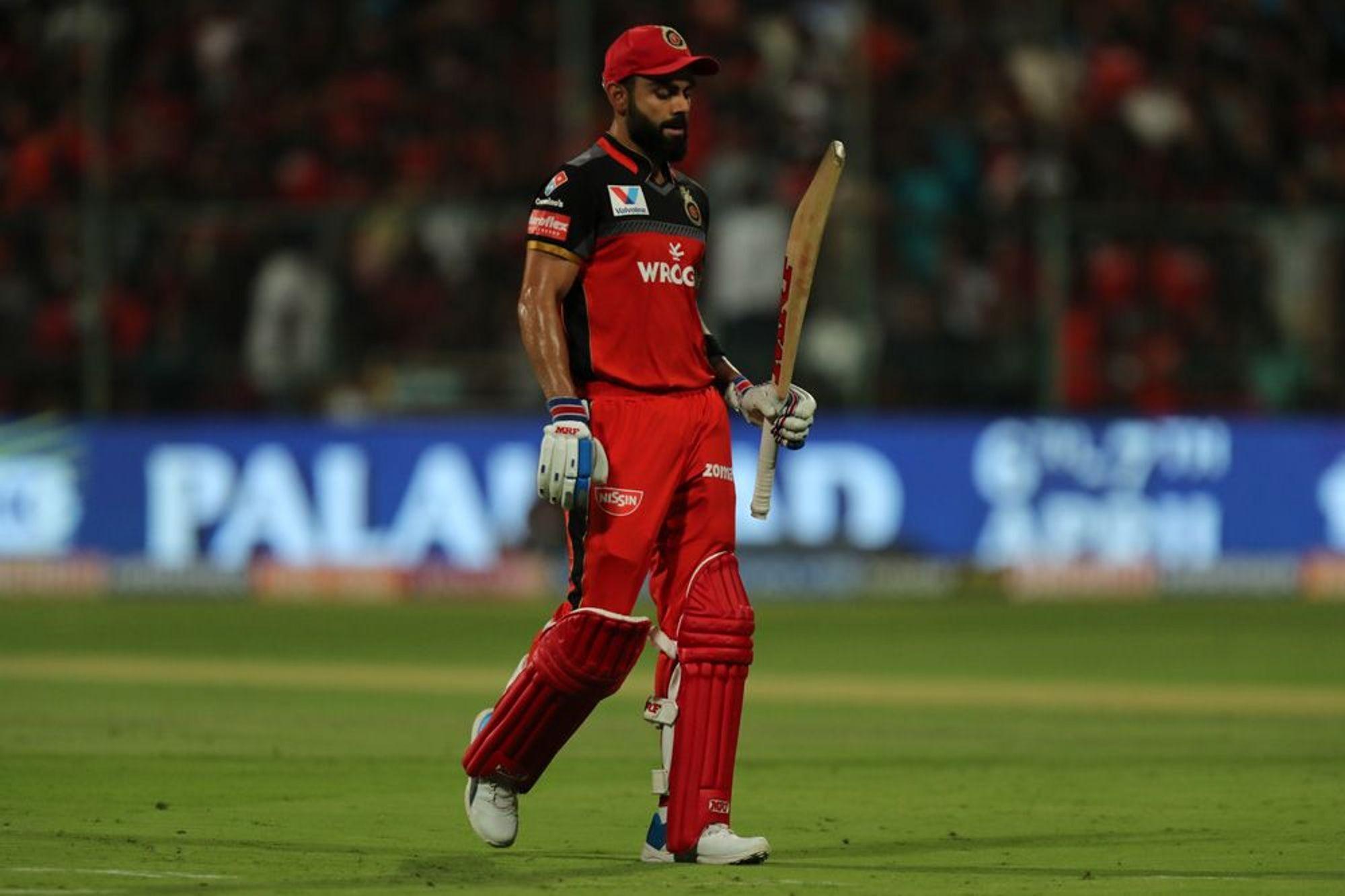 आईपीएल 2019 : लगातार 5 मैच हारने के बाद आईपीएल के सबस नाकामयाब खिलाड़ी बने विराट कोहली, इन्हें भी छोड़ा पीछे 11