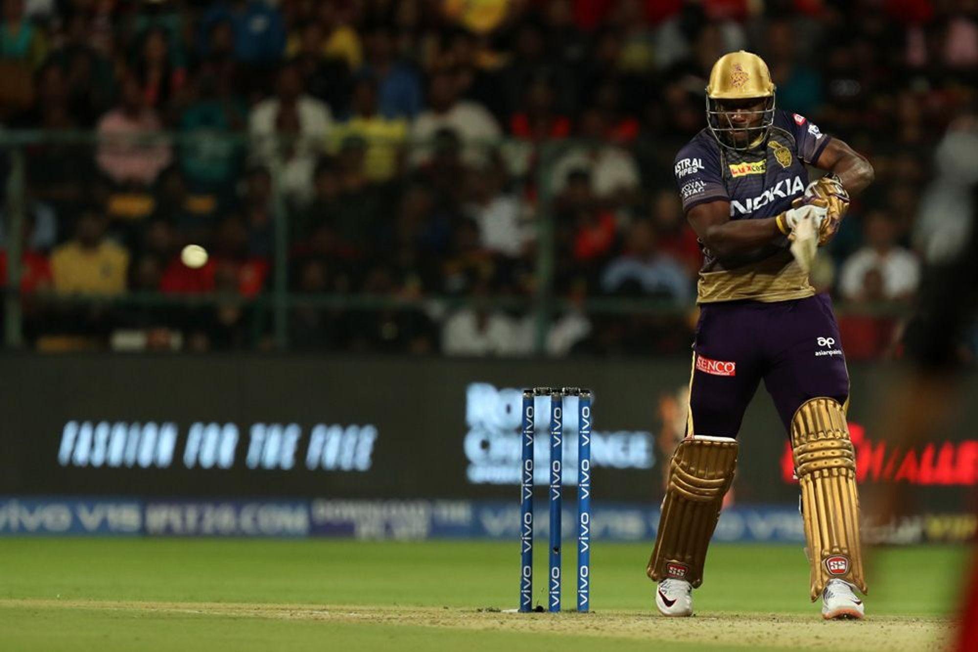 RCBvsKKR : आंद्रे रसेल के तूफानी पारी के दम पर केकेआर ने आरसीबी को 5 विकेट से हराया 22