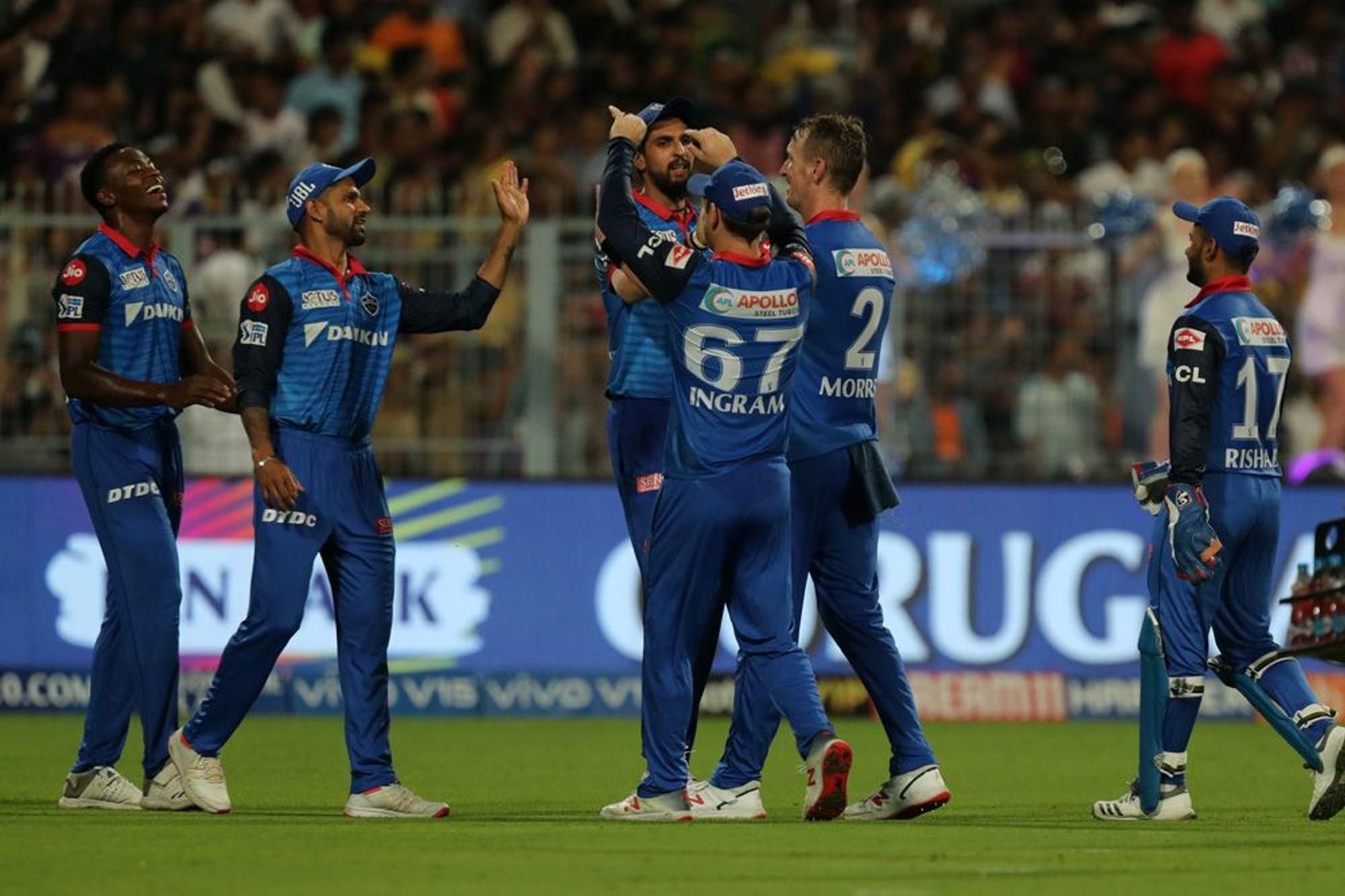 KKRvsDC : मैच के बाद ऋषभ पंत ने बताया विकेट होने के बाद भी क्यों अंत तक की धीमी बल्लेबाजी 2