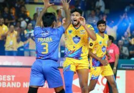 Volleyball: In the quarter-finals of the Chennai Spurs Asian Championship