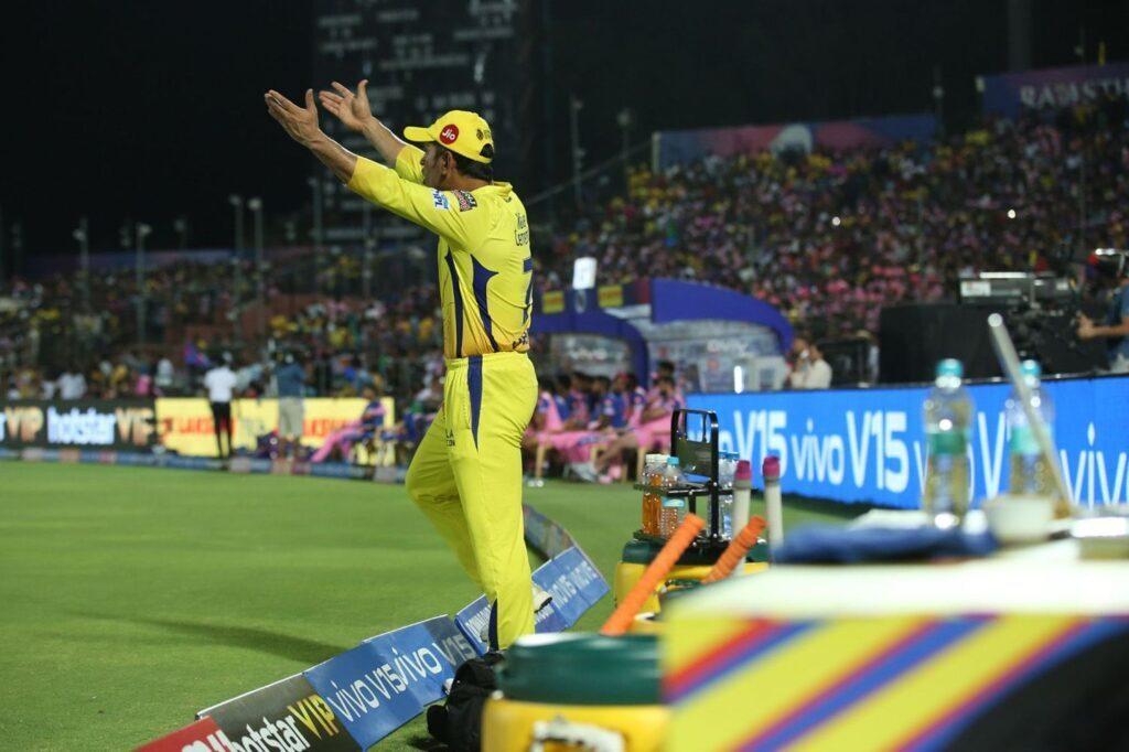IPL 2019- सौरव गांगुली ने महेन्द्र सिंह धोनी के द्वारा अंपायर से उलझने पर धोनी को लेकर कही ये बात 2