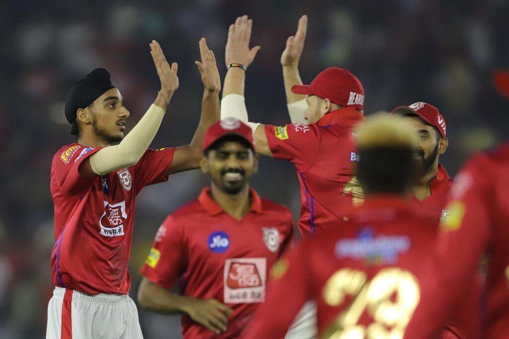 IPL 2019- जोस बटलर को अपने डेब्यू पर आउट करने के बाद 20 साल के अर्शदीप ने मनाया खास अंदाज में जश्न, 4