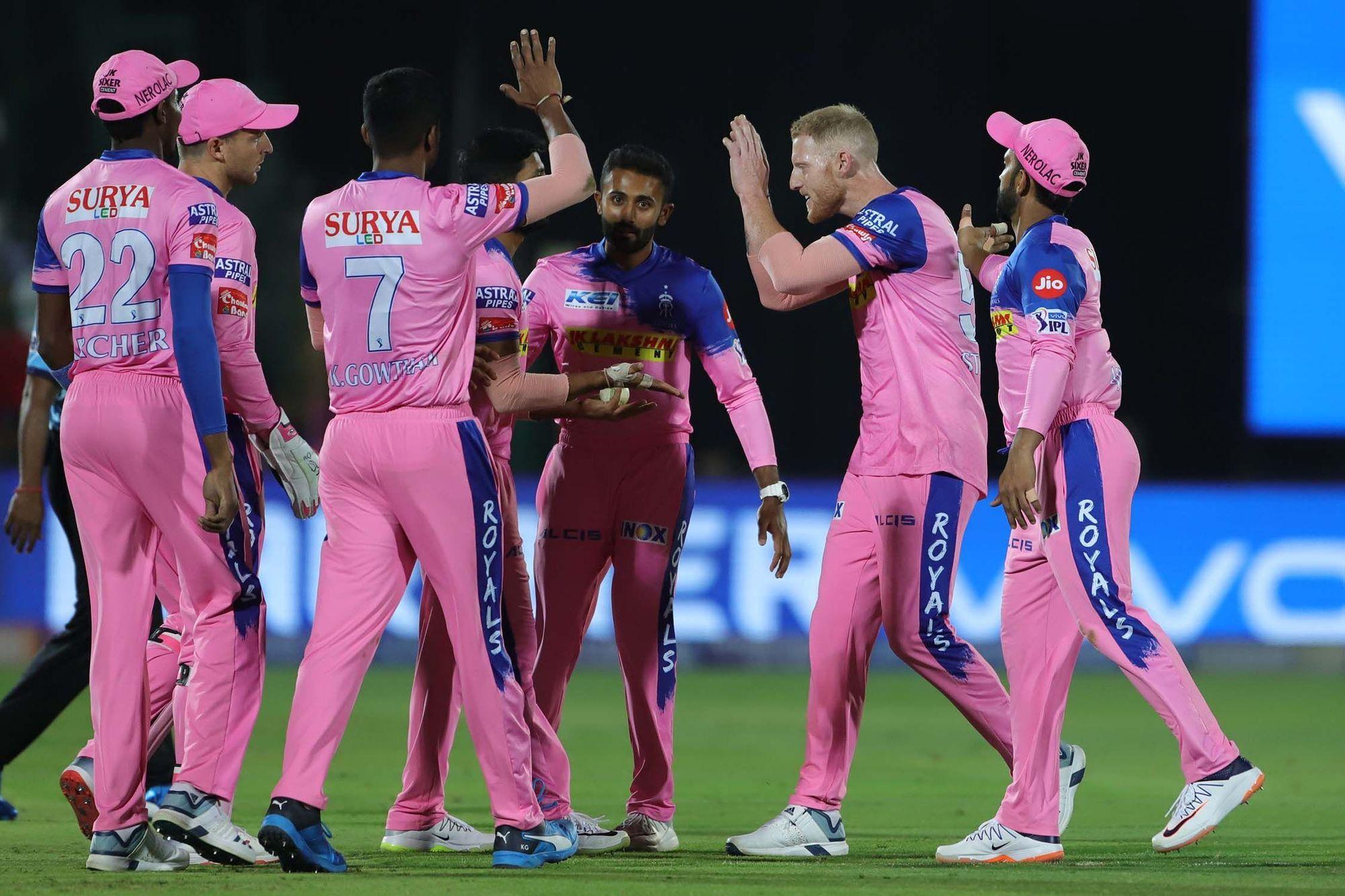 MIvsRR : चेन्नई से मिली हार के बाद इन खिलाड़ियों को बाहर कर इस 11 सदस्यीय टीम के साथ उतर सकती है राजस्थान 1