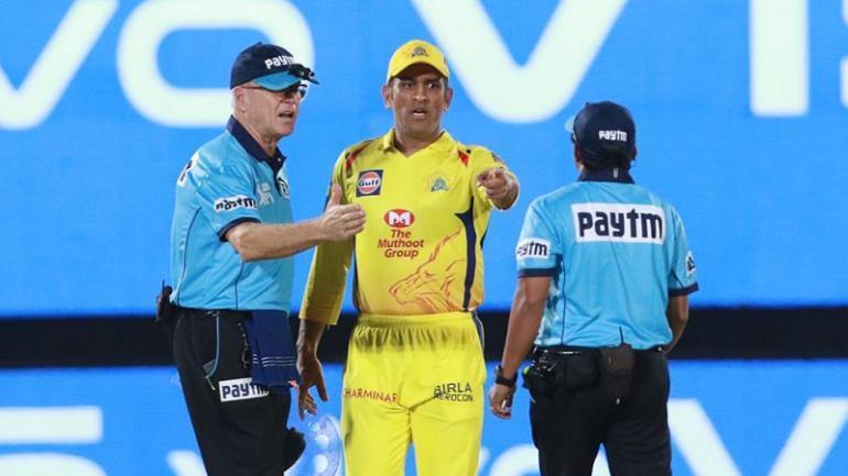 IPL 2019- सौरव गांगुली ने महेन्द्र सिंह धोनी के द्वारा अंपायर से उलझने पर धोनी को लेकर कही ये बात 1