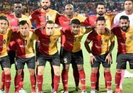 East Bengal extended the contract of Rally