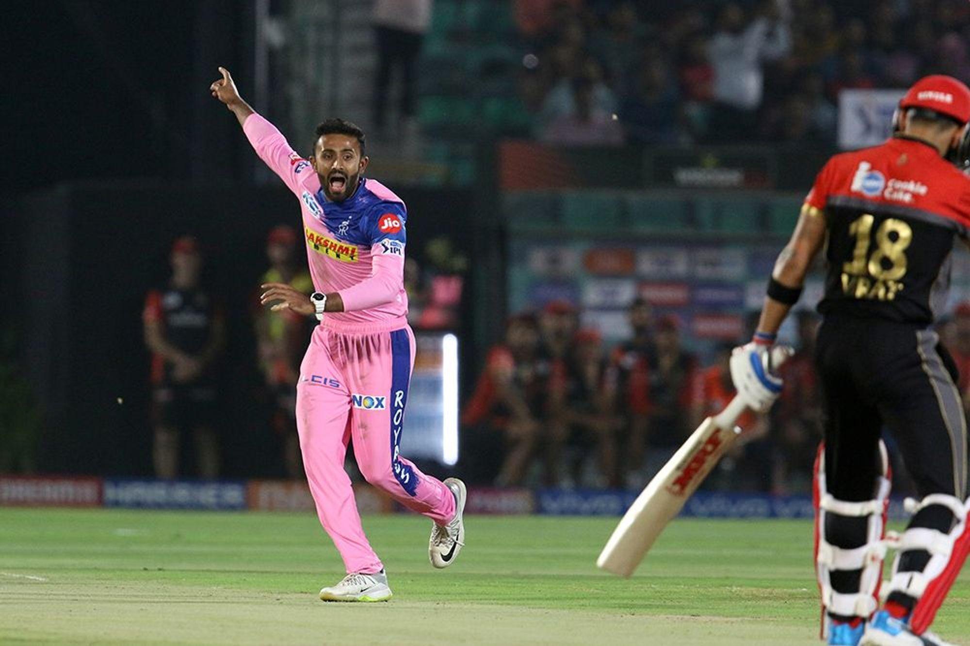रॉयल चैलेंजर्स बैंगलौर की पारी खत्म, ट्विटर पर छाए श्रेयस गोपाल वहीँ विराट कोहली का उड़ा मजाक 16