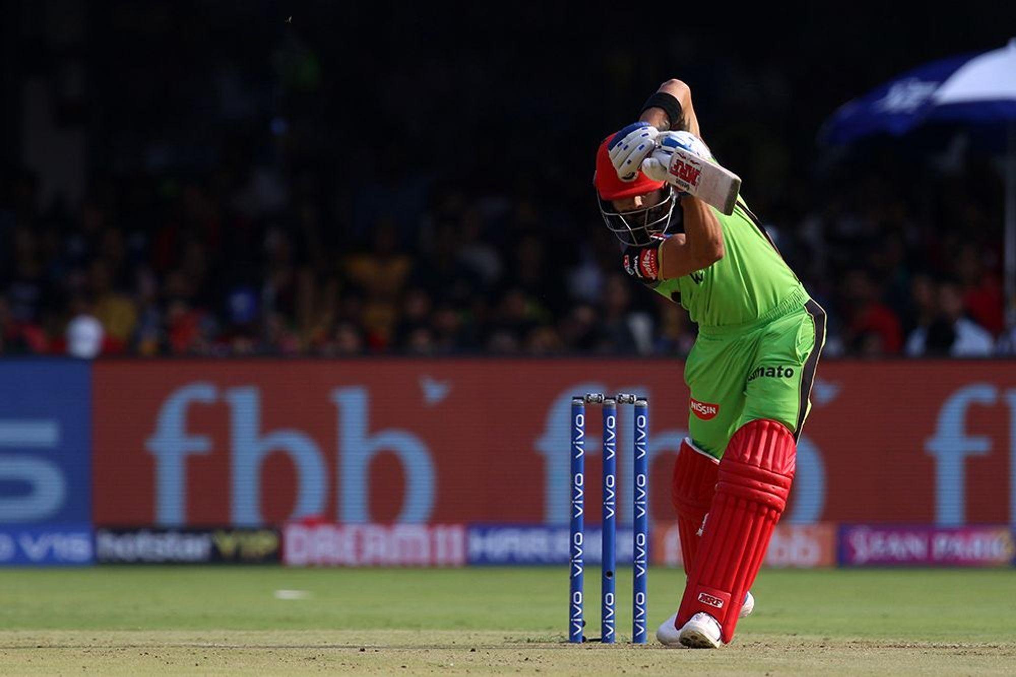 RCBvsDC: सोशल मीडिया पर कप्तानी के बाद अब विराट कोहली की बल्लेबाजी पर भी उठे सवाल