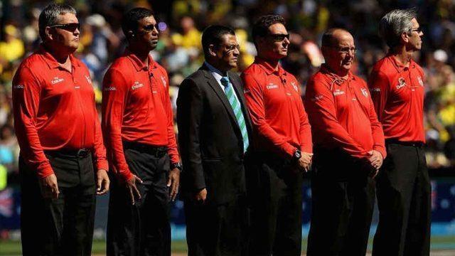 विश्व कप के लिए अंपायर और रेफरी के नामों की घोषणा, सिर्फ एक भारतीय को जगह 6
