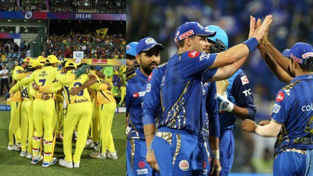 CSK vs MI : टॉस रिपोर्ट : चेन्नई ने जीता टॉस, इस प्रकार हैं दोनों टीमों की प्लेइंग इलेवन 2