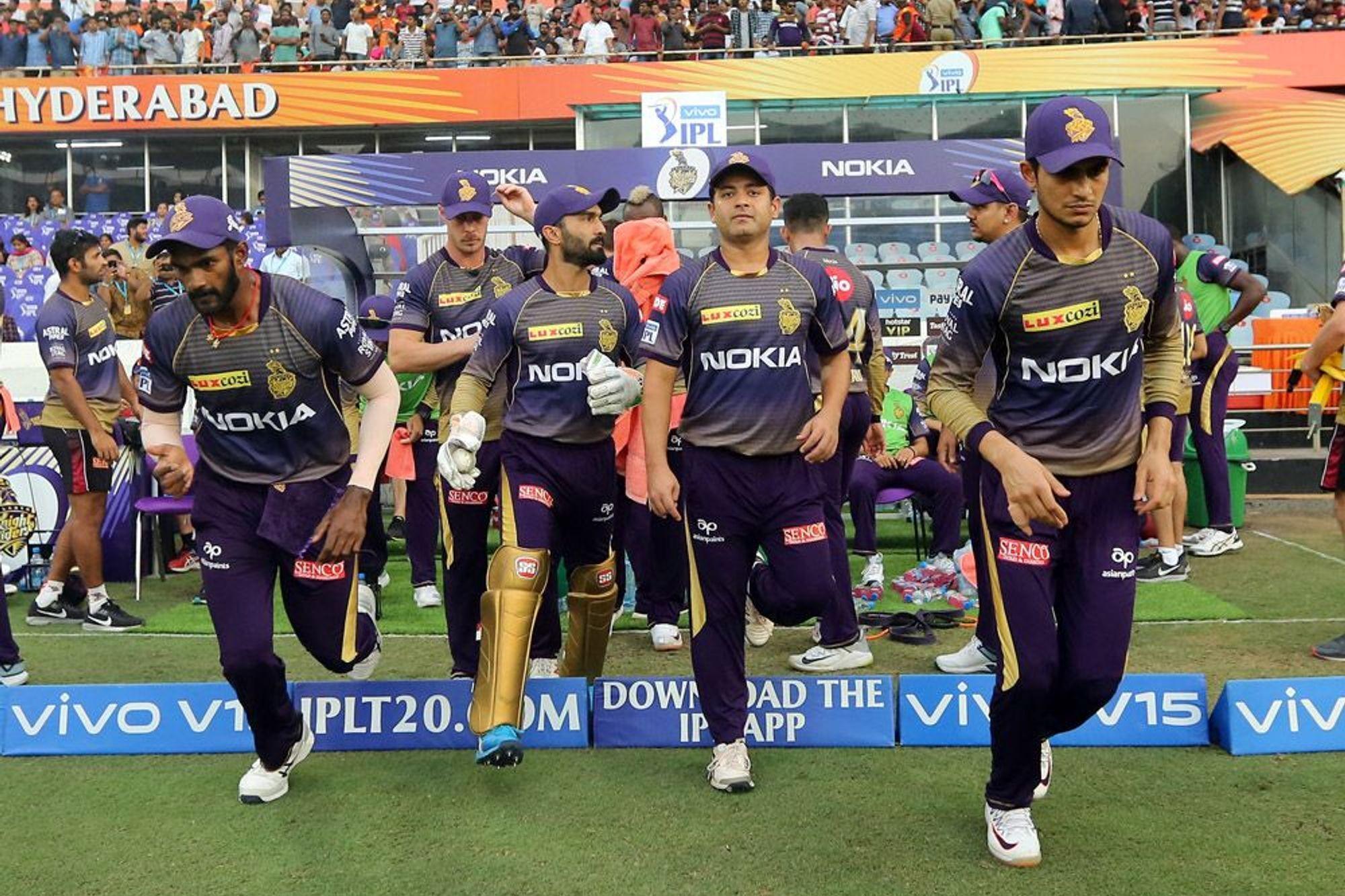 IPL 2019: सनराइजर्स हैदराबाद के खिलाफ कोलकाता नाईट राइडर्स की हार के ये रहे 3 प्रमुख कारण