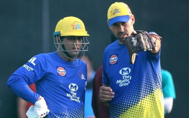 आईपीएल 2019- महेंद्र सिंह धोनी की फिटनेस पर सामने आई लेटेस्ट अपडेट स्वयं स्टीफन फ्लेमिंग ने किया खुलासा, क्या आज मैदान पर उतरेगे धोनी? 3