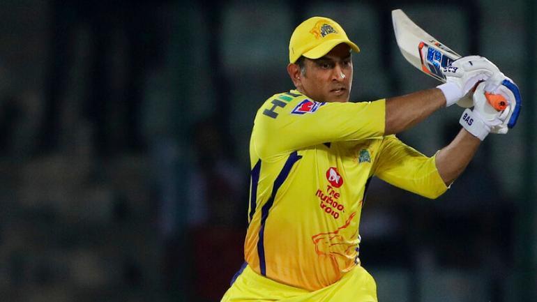 WATCH: महेंद्र सिंह धोनी समेत चेन्नई सुपर किंग्स के खिलाड़ियों का फनी डांस, वीडियो वायरल 3