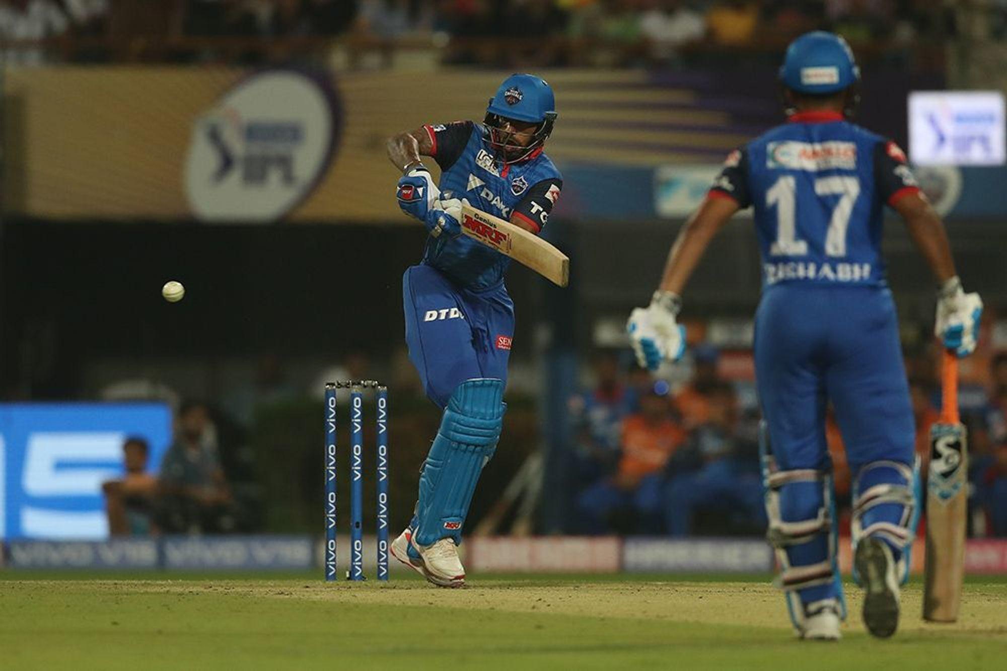 KKRvsDC : मैच के बाद ऋषभ पंत ने बताया विकेट होने के बाद भी क्यों अंत तक की धीमी बल्लेबाजी 3