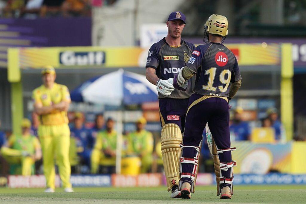 CSKvsKKR : रैना-जडेजा की दमदार पारियों के दम पर चेन्नई ने केकेआर को 5 विकेट से हराया 1