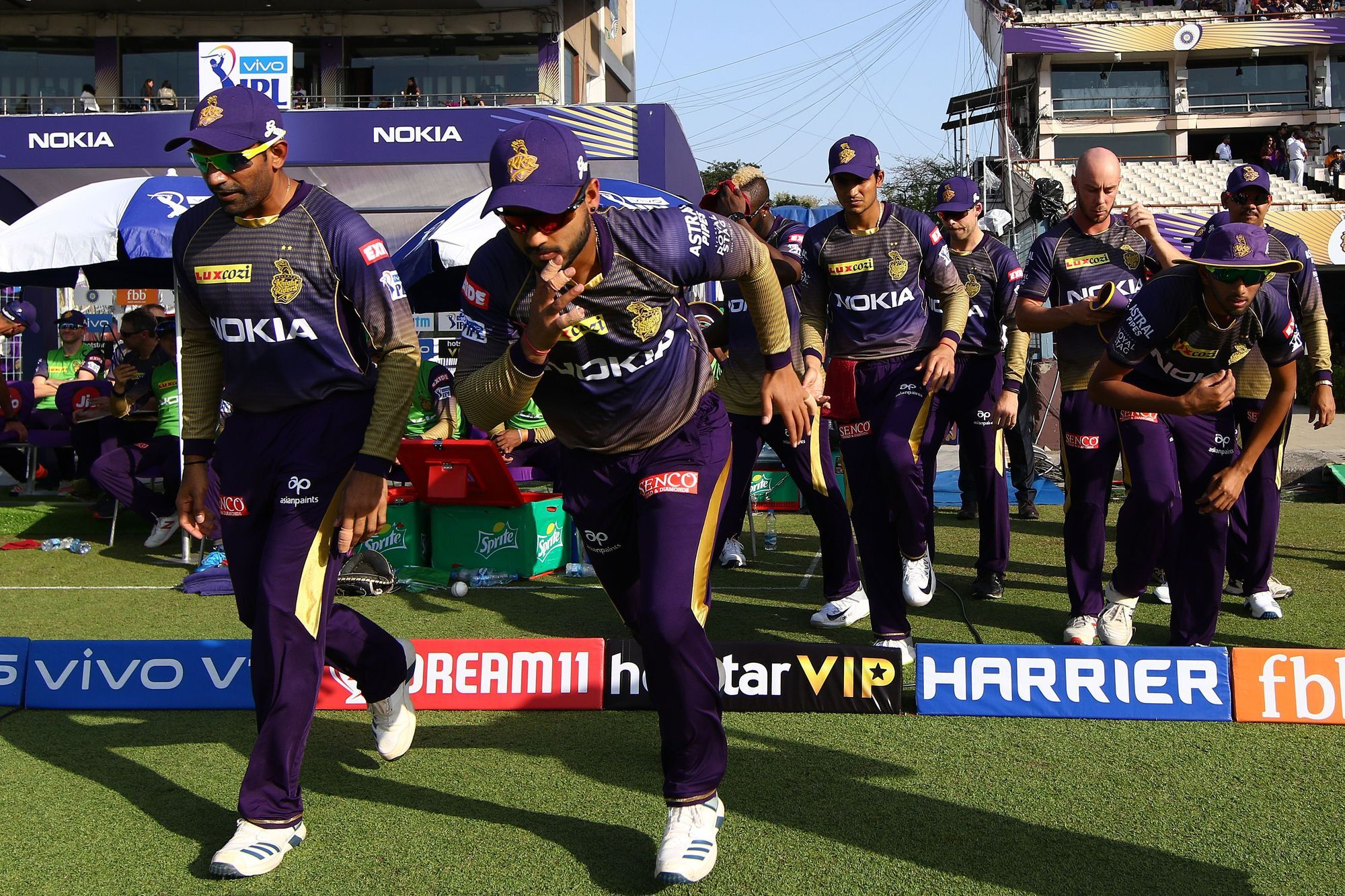 IPL-12: Confident of facing Kolkata with Kolkata (preview)