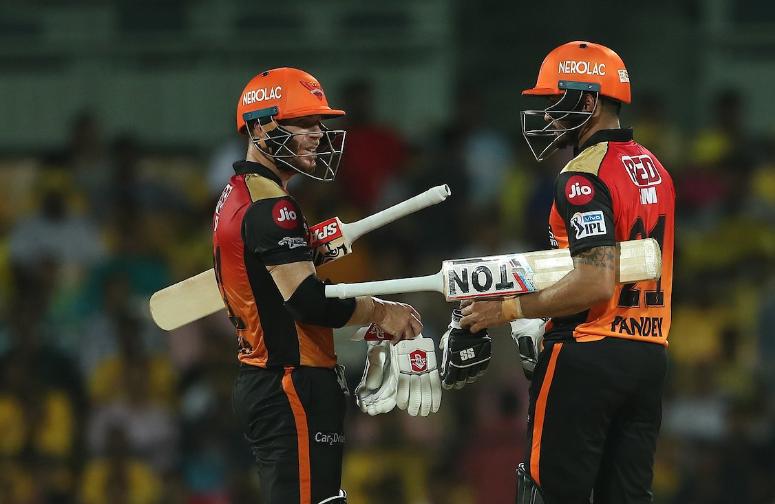 इन तीन बड़ी गलती के कारण चेन्नई सुपर किंग्स के खिलाफ हारी सनराइजर्स हैदराबाद 3