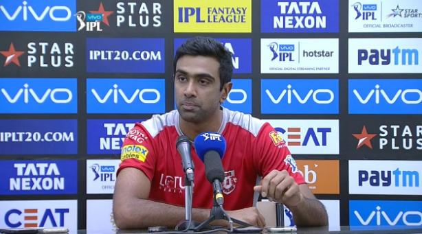 DCvsKXIP : रविचंद्रन अश्विन ने सीधे तौर पर इन खिलाड़ियों को बताया हार का जिम्मेदार 1