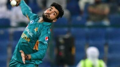 Shadab Khan out of England round