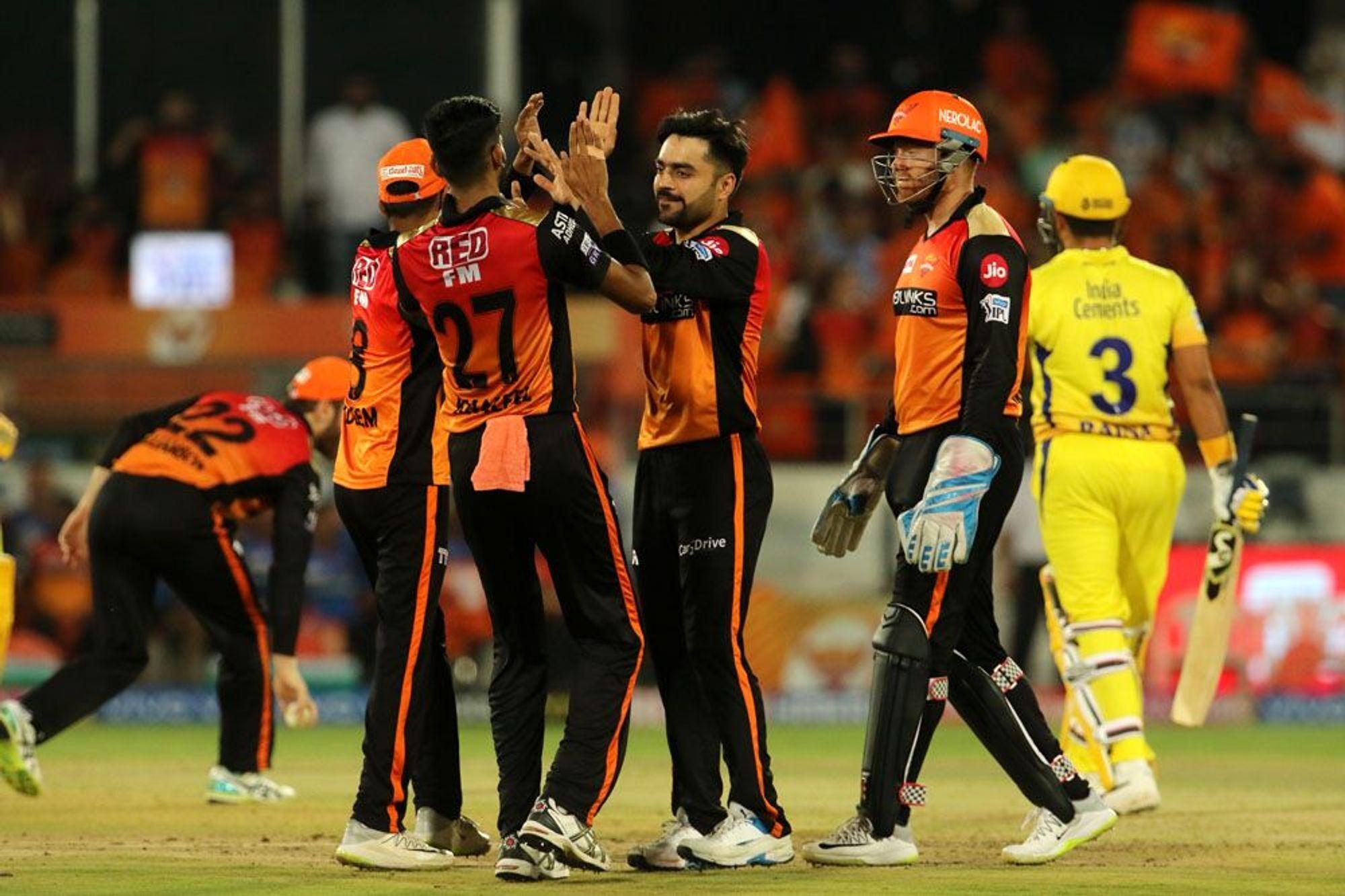 इन तीन बड़ी गलती के कारण चेन्नई सुपर किंग्स के खिलाफ हारी सनराइजर्स हैदराबाद 18
