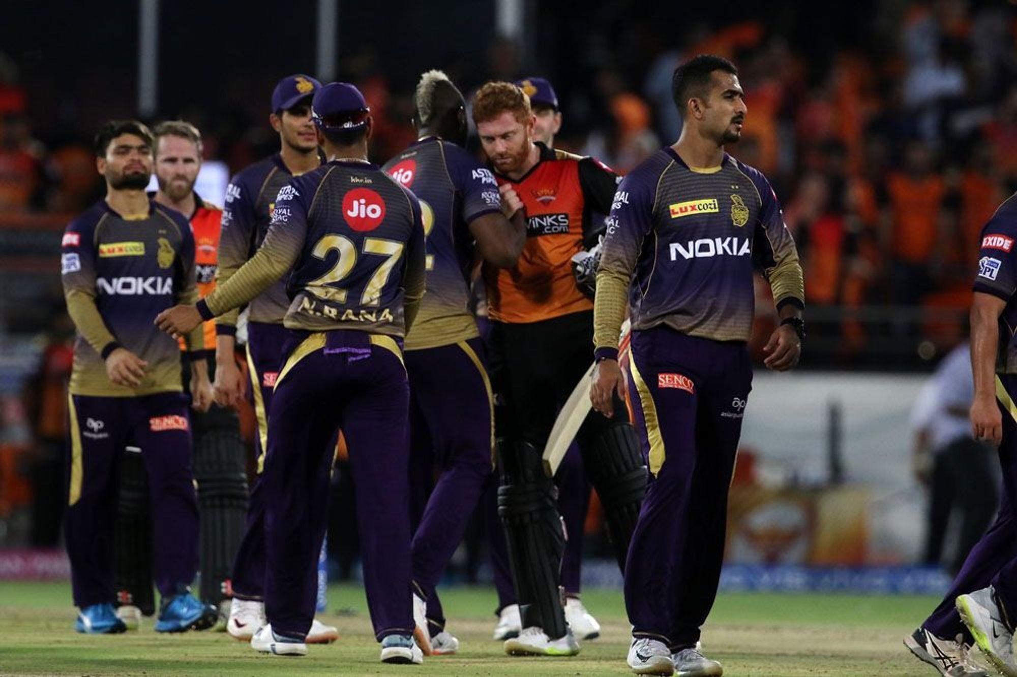 IPL 2019: सनराइजर्स हैदराबाद के खिलाफ कोलकाता नाईट राइडर्स की हार के ये रहे 3 प्रमुख कारण 2