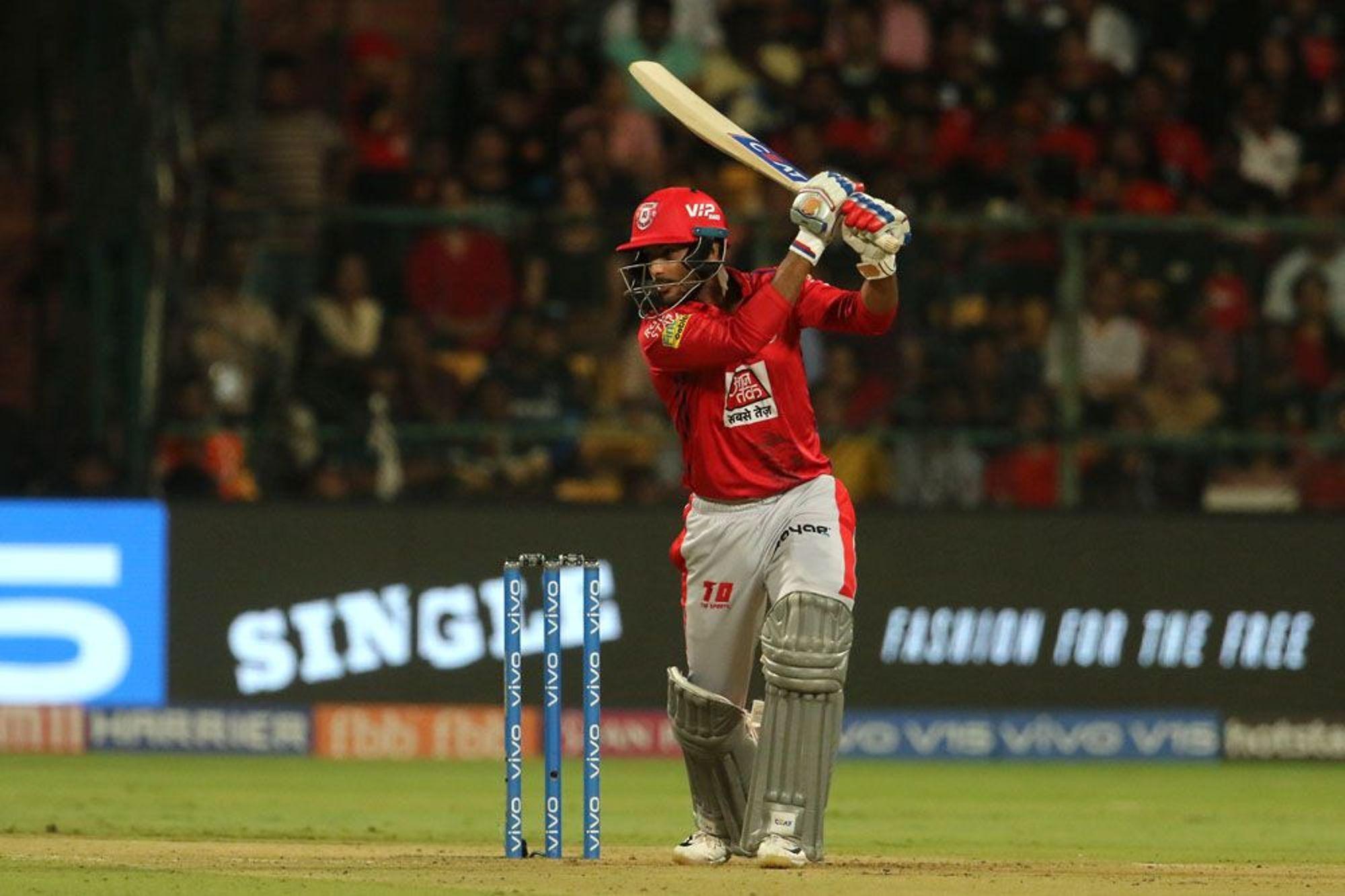 रॉयल चैलेंजर्स बैंगलोर के खिलाफ किंग्स इलेवन पंजाब की हार के ये रहे 3 प्रमुख कारण 6