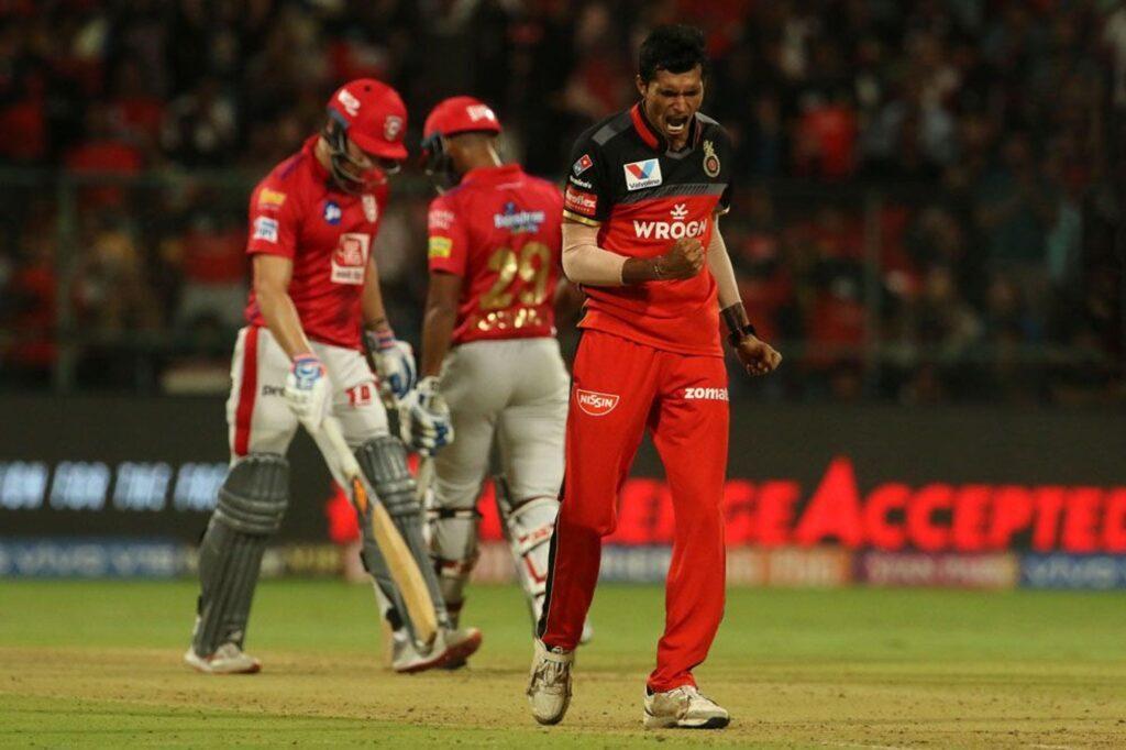 RCBvsKXIP :  डीविलियर्स की तूफानी पारी के दम पर आरसीबी ने पंजाब को 17 रन से हराया 4