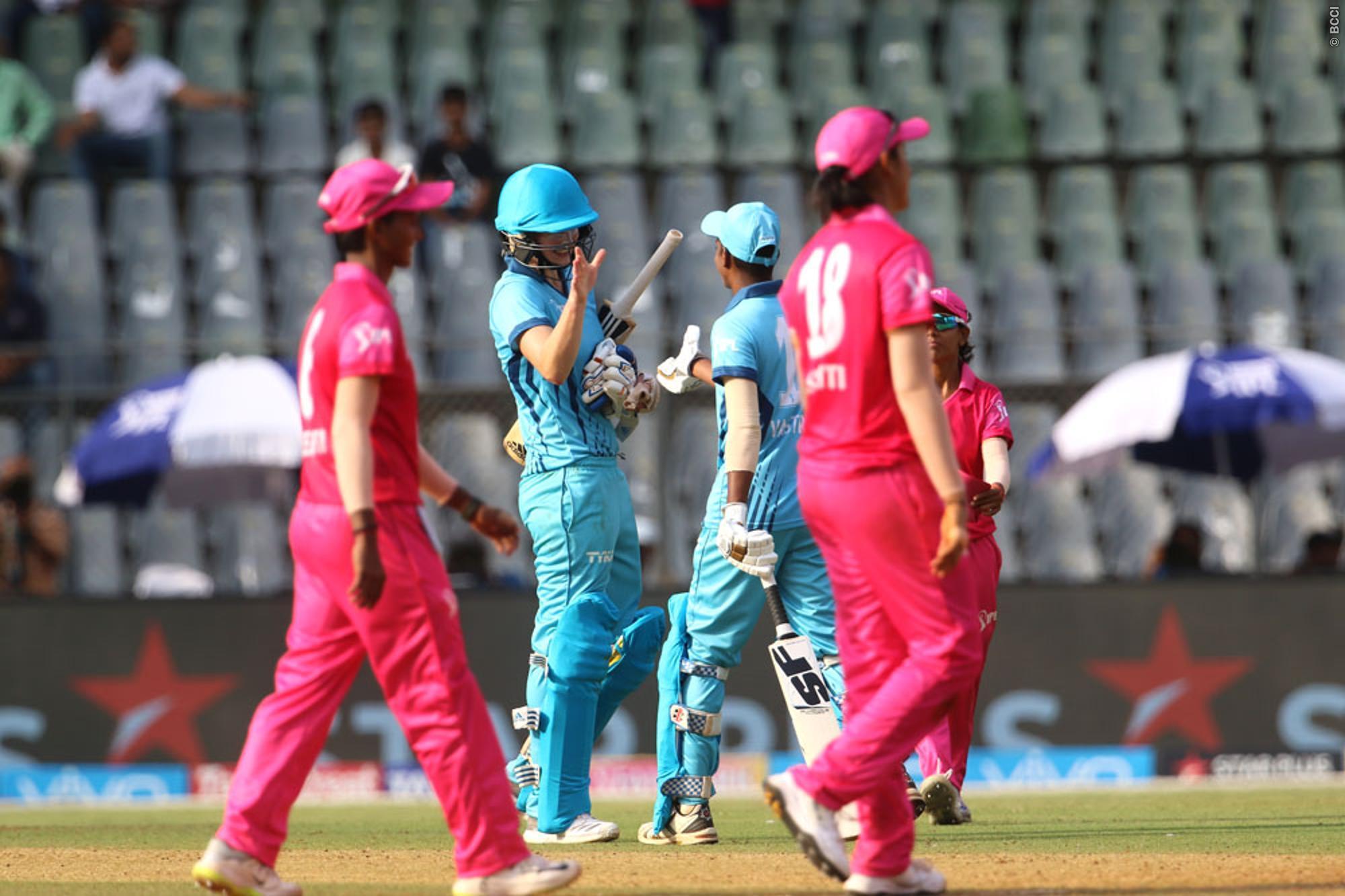 बीसीसीआई ने जारी किया महिला टी20 लीग का शेड्यूल,ये होंगी 3 टीम और यहाँ होगा मुकाबला 13