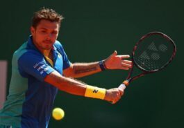 Tennis: Wawrinka, Coric, Colebrife in the second round of Monte Carlo Masters