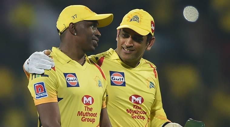 चेन्नई सुपर किंग्स के खिलाड़ी ड्वेन ब्रावो ने महेन्द्र सिंह धोनी नहीं बल्कि इस खिलाड़ी को बताया सच्चा टीम मैन 11