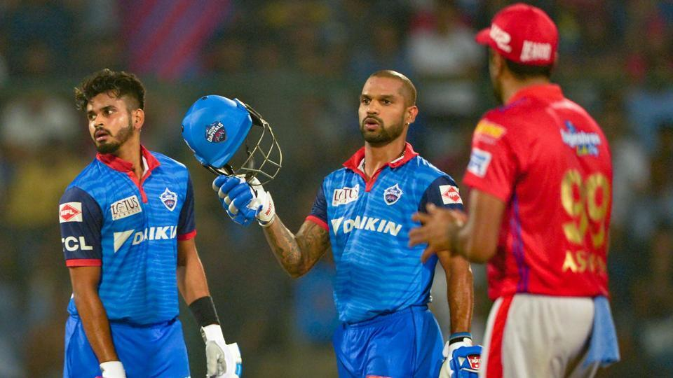 Dhawan is helping us play fearlessly: Shreyas Iyer