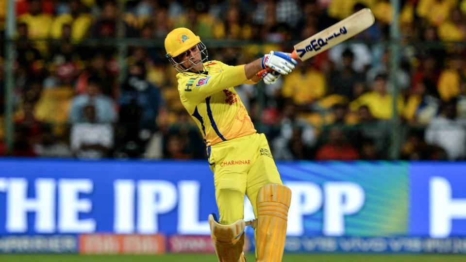 Dhoni was the first Indian to hit 200 sixes in IPL