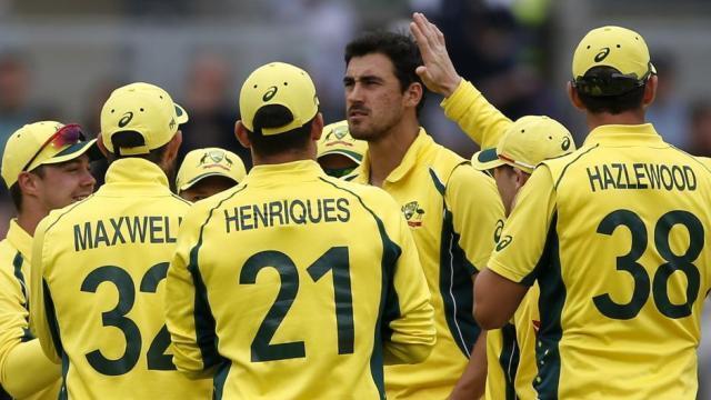विश्व कप 2019: दक्षिण अफ्रीका के बाद अब ऑस्ट्रेलिया की टीम को लगा बड़ा झटका, टीम का स्टार तेज गेंदबाज हुआ विश्व कप से बाहर 15