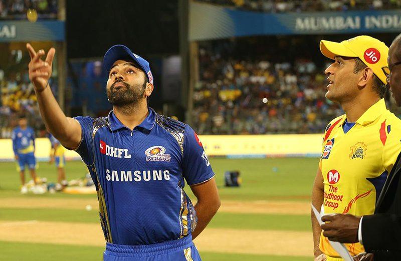 CSK vs MI : टॉस रिपोर्ट : चेन्नई ने जीता टॉस, इस प्रकार हैं दोनों टीमों की प्लेइंग इलेवन 5