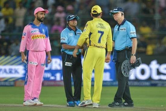 """किसने कहा """"महेंद्र सिंह धोनी सस्ते में छूट गए, उनपर एक या दो मैच का बैन लगाना चाहिए था"""" 1"""