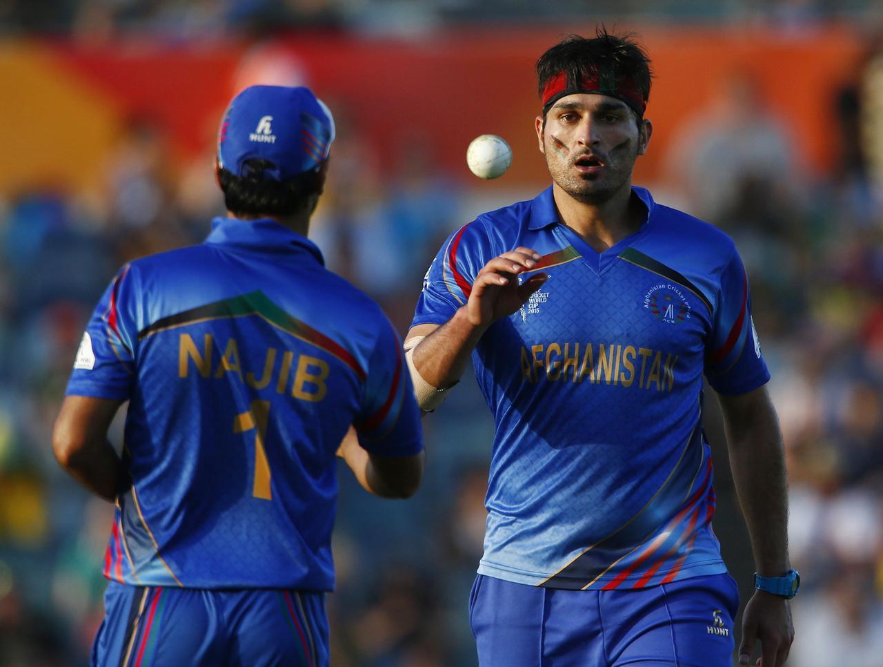 हामिद हसन विश्व कप के लिए अफगानिस्तान की टीम में शामिल