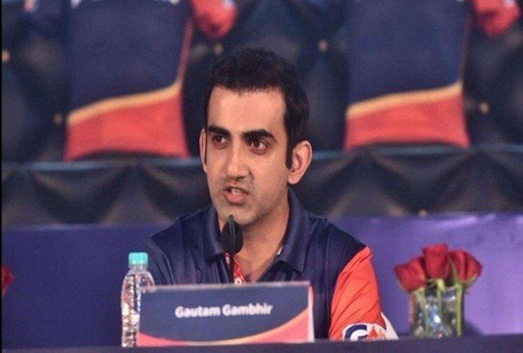 जल्द आईपीएल फ्रेंचाइजी दिल्ली कैपिटल्स के को-ओनर बन सकते है गौतम गंभीर : REPORT 4