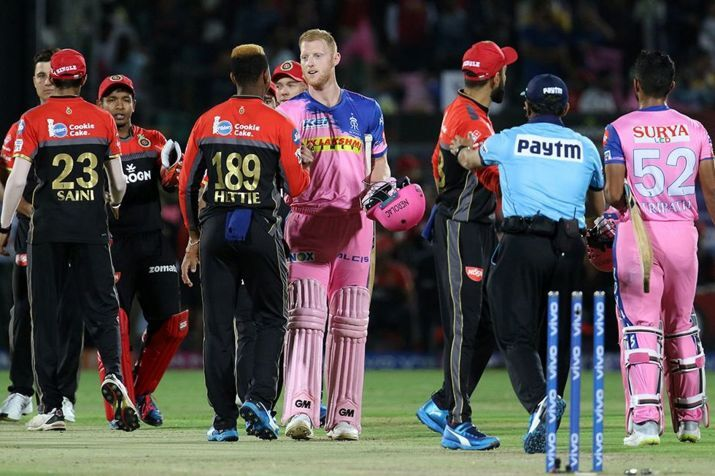 RCBvsRR: प्लेऑफ़ की रेस में बने रहने के लिए आरसीबी के खिलाफ मैदान पर उतरेगी राजस्थान रॉयल्स, ये खिलाड़ी बना सकते हैं अंतिम गयारह में स्थान