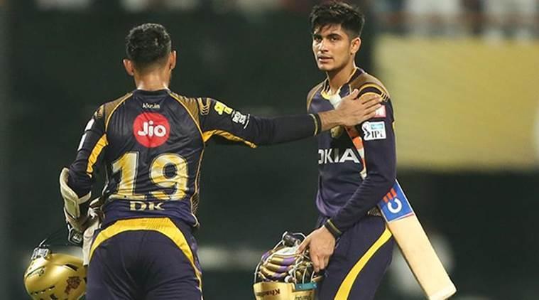 IPL 2019- दिनेश कार्तिक ने बताया क्यों शुभमन गिल से नीचे करवाते हैं बल्लेबाजी 1