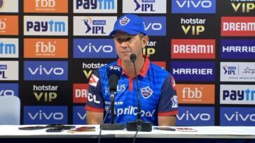 Ponting blames defeat on pitch