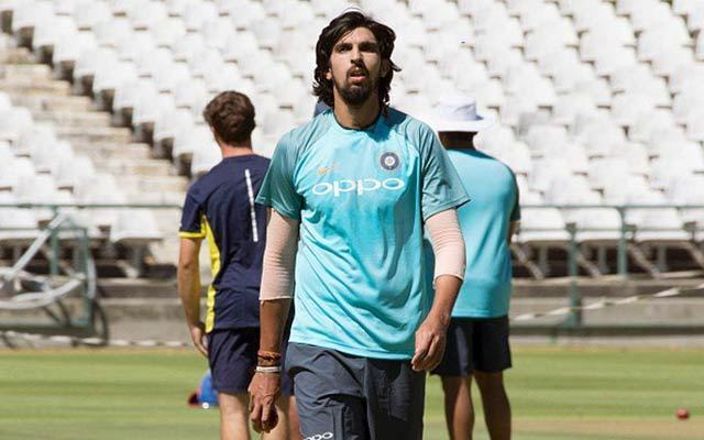 Ishant shocked by joining 5 stand-by for World Cup