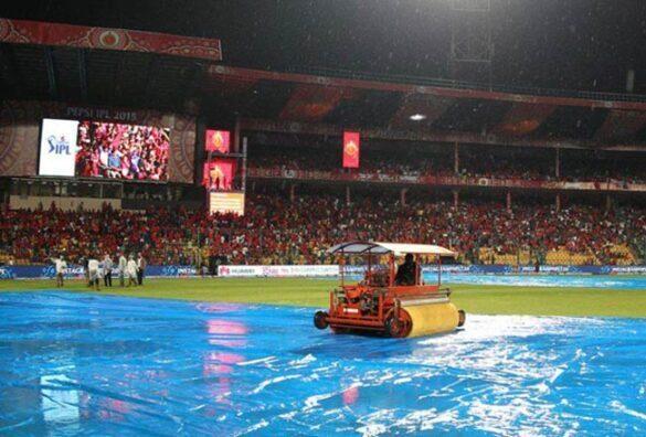 IPL 2019: RCB vs RR: बारिश हुई तेज, अब सिर्फ इतने ओवर हो सकेगा मुकाबला, जाने कब तक शुरू होने की सम्भावना 20