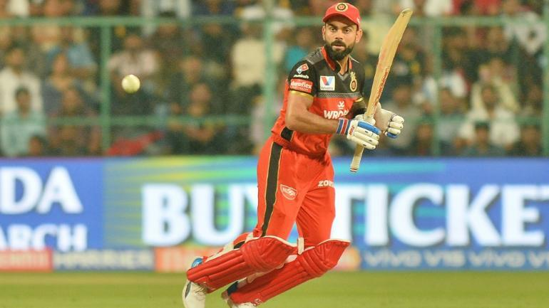 Kohli's 100th match could not be remembered with bat