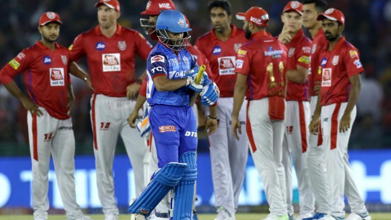 IPL-12: Kurien's hat-trick, Punjab defeats Delhi