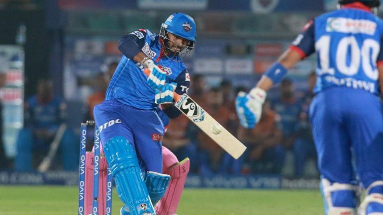 IPL-12: Panth, a heavily dominated Rahane wins Delhi by 6 wickets